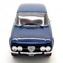 Alfa Romeo Nuova Giulia 1600 Super anno 1974 Blu 1:18