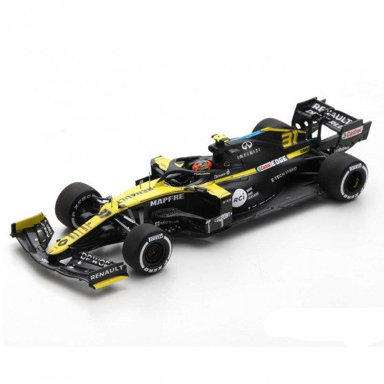 Renault RS20 F1 2020 3th Eifel Gp Daniel Ricciardo 1:43