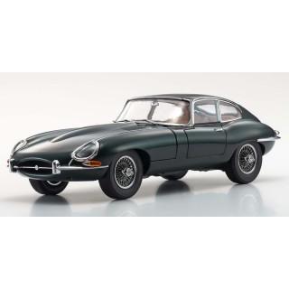 Jaguar E-Type coupe series I 3.8 Green 1:18