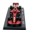 Ferrari SF1000 Tuscany GP 2020 Charles Leclerc con pilota 1:43