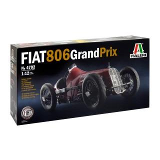 FIAT 806 Grand Prix Kit 1:12