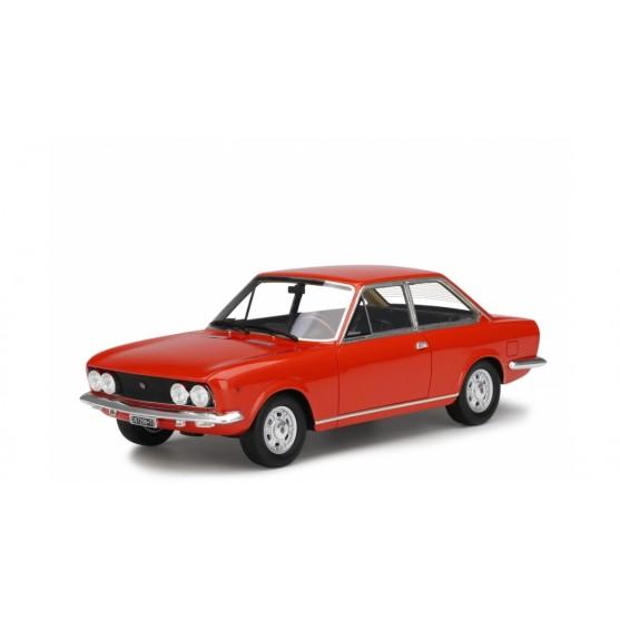 Fiat 124 Sport Coupé 1969 1° Serie Rosso 1:18