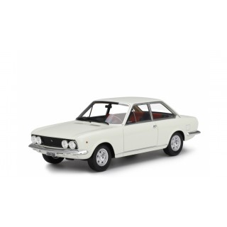 Fiat 124 Sport Coupé 1969 1° Serie Bianco 1:18