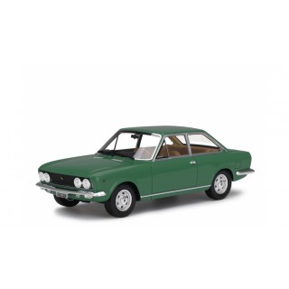 Fiat 124 Sport Coupé 1969 1° Serie Verde 1:18