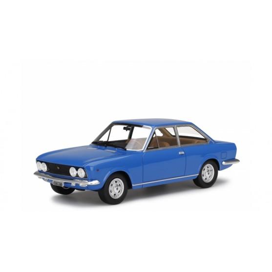 Fiat 124 Sport Coupé 1969 1° Serie Blu 1:18