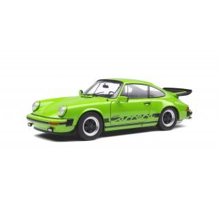Porsche 911 (930) 3.2 Carrera 1984 Green 1:18