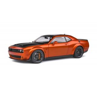 Dodge Challenger SRT Hellcat Redeye Widebody Orange 1:18