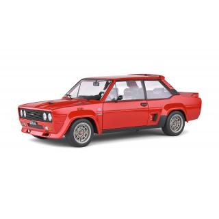 Fiat 131 Abarth 1980 Rosso 1:18