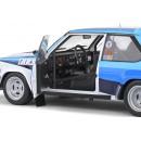 Fiat 131 Abarth 1980 Rallye Monte Carlo / Campione WRC Walter Röhrl - Christian Geistdörfer 1:18