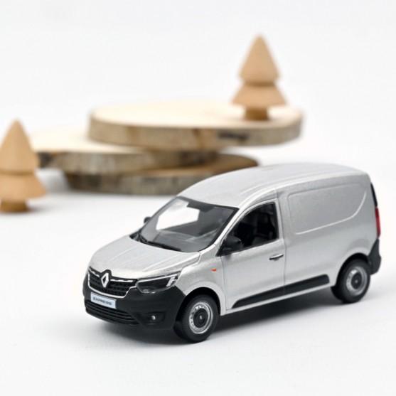 Renault Express Van 2021 Silver 1:43