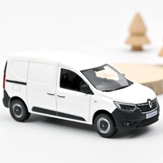 Renault Express Van 2021 White 1:43