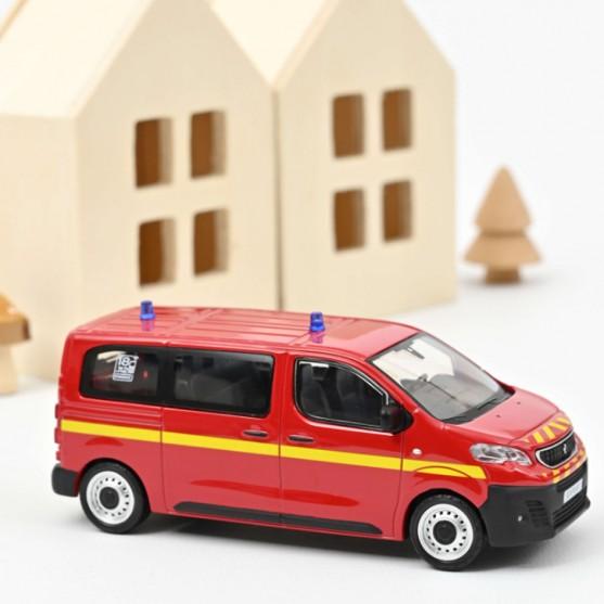 """Peugeot Expert 2016 """"Pompiers"""" 1:43"""