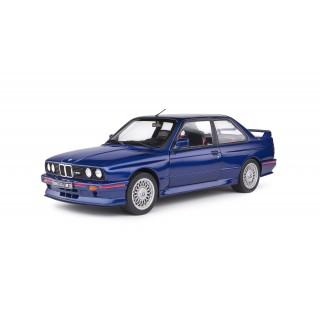 BMW E30 M3 1990 Mauritius Blue 1:18