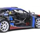 Alpine A110 R-GT Rallye du Mont Blanc 2020 Delacour 1:18