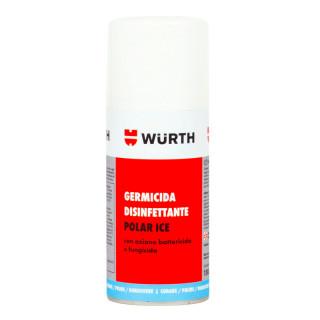 WURTH GERMICIDA DISINFETTANTE POLAR ICE Spray 150 ml