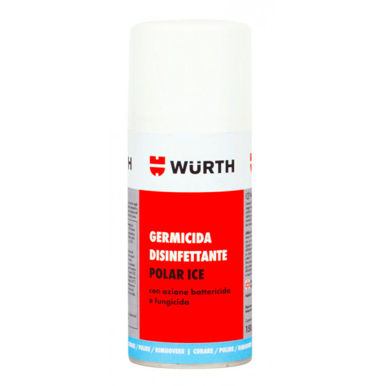 WURTH GERMICIDA DISINFETTANTE POLAR ICE Spray 150 ml