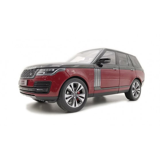 Range Rover SV Autobiography Dynamic 2020 Red black 1:18