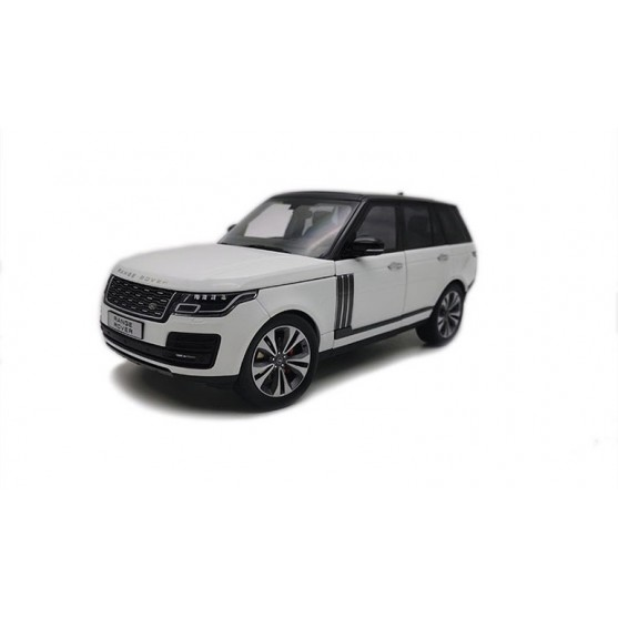 Range Rover SV Autobiography Dynamic 2020 White black 1:18