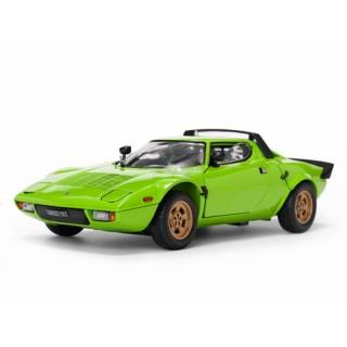 Lancia Stratos Verde Green 1:18