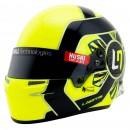 Land Norris Casco Bell Helmet F1 2021 MCL36 Mclaren Mercedes 1:2