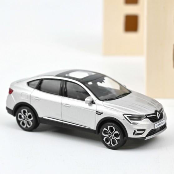 Renault Arkana 2021 Highland Grey 1:43