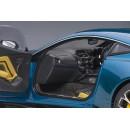 Aston Martin Vantage 2019 Ming Blue 1:18