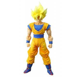 SH Figuarts Super Saiyan Son Gokou Action Figure 14 cm