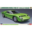 "Lamborghini Miura P400 SV ""Detail Up Version"" 1:24"