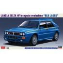 Lancia Delta HF Integrale Evo II 1994 Blue Lagos  kit 1:24