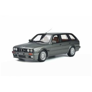 BMW E30 1991 Touring 325I Dolphin Grey 1:18