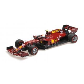 Ferrari F1 2020 SF1000 Tuscany Gp 1000th Gp Ferrari Charles Leclerc BBR 1:18