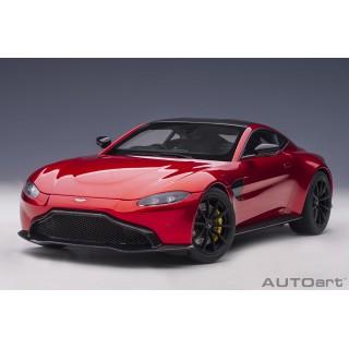 Aston Martin Vantage 2019 Hyper Red 1:18
