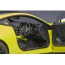 Aston Martin Vantage 2019 Lime Green 1:18