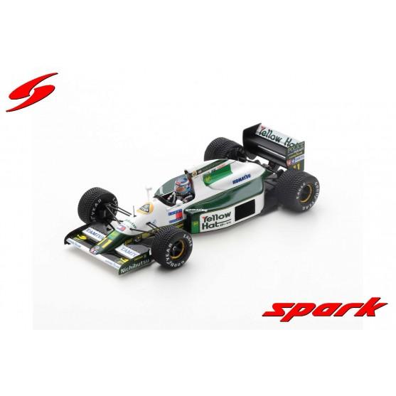 Lotus Judd EV V8 102B Australian GP 1991 Mika Häkkinen 1:43