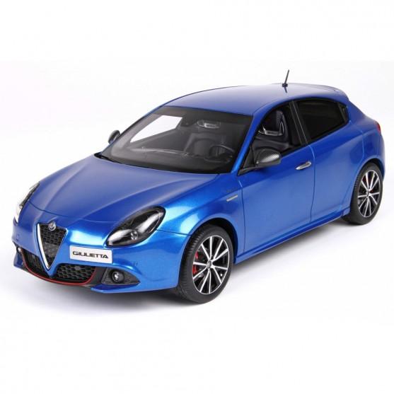 Alfa Romeo Giulietta Veloce 2018 Blu Misano 1:18
