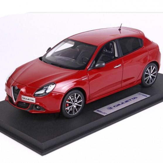 Alfa Romeo Giulietta Veloce 2018 Rosso Competizione 1:18