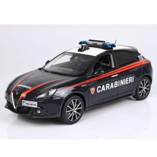 "Alfa Romeo Giulietta Veloce 2018 ""Carabinieri"" 1:18"