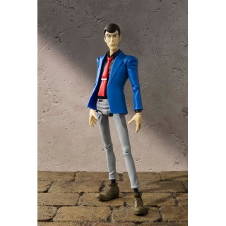 "SH Figuarts Lupin dal caroon ""Lupin III"" Action Figures 15cm"