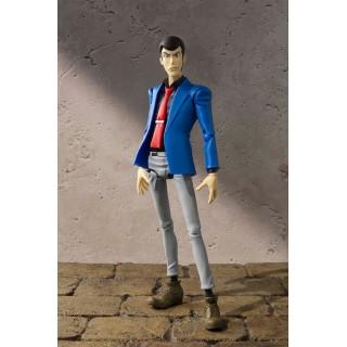 "SH Figuarts Lupin dal caroon ""Lupin III"" Action Figures 15cm"