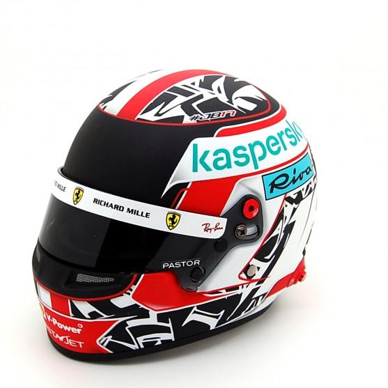 Charles Leclerc Casco Ferrari SF21 Formula 1 2021 1:2