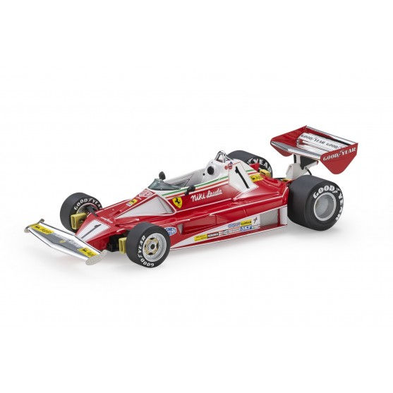 Ferrari 312 T2 1976 Niki Lauda 1:18