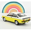 Opel Kadett GT/E 1977 - White & Yellow 1:18