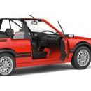 Peugeot 205 CTI 1986 Rosso Vallelunga 1:18