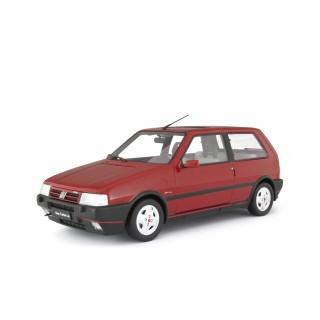 Fiat Uno Turbo I.E. Seconda Serie MK2 Racing 1992 Rosso 1:18