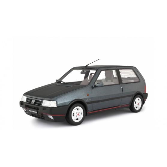 Fiat Uno Turbo I.E. Seconda Serie MK2 Racing 1992 Verde metallizzato 1:18
