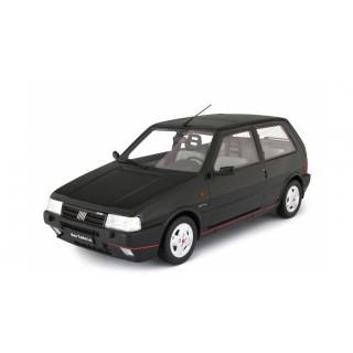 Fiat Uno Turbo I.E. Seconda Serie MK2 Racing 1992 Nero 1:18