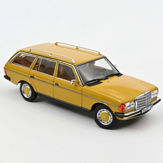 Mercedes-Benz 200 T 1982 S123 Jaune 1:18