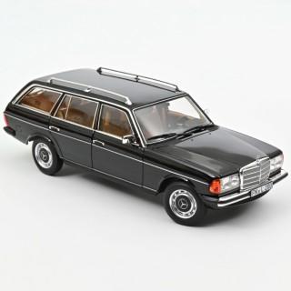 Mercedes-Benz 200 T 1982 S123 Nero 1:18