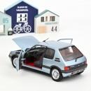 Peugeot 205 GTi 1.6 1988 Bleu Topaze 1:18