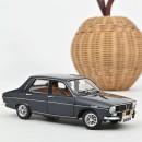 Renault 12 TS 1973 Bleu foncé 1:18